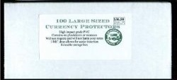 Currency Protector/100 LARGE